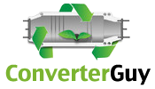 Recycle Catalytic Converters with the ConverterGuy